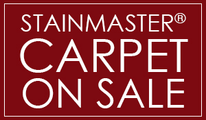 Stainmaster® Carpet on sale starting at $1.69 sq.ft. at J & S Flooring in Georgetown, SC.